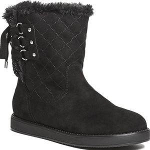 NWOT♡Guess Analisa Boots♡ Black♡ Size 10